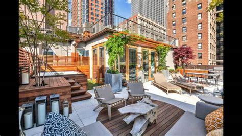 decoracion terrazas aticos fotos decoracion terraza aticos dise 241 os modernos de gran
