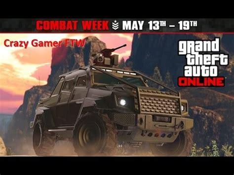 gta 5 online combat week warstock & merryweather