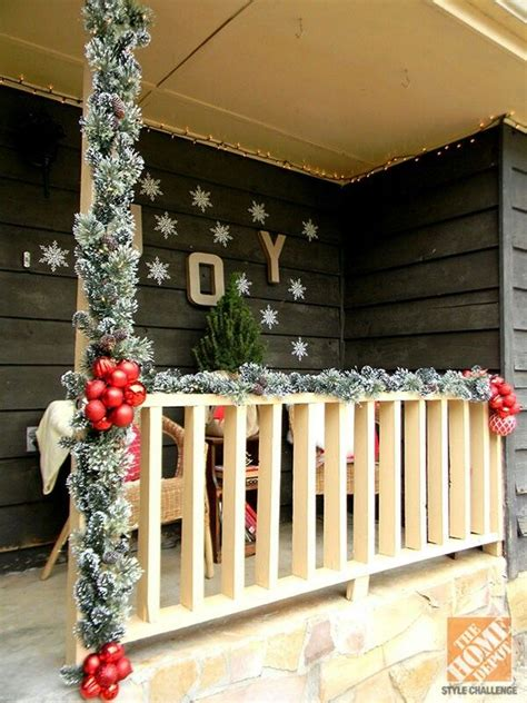 50 stunning christmas porch ideas front porches wraps