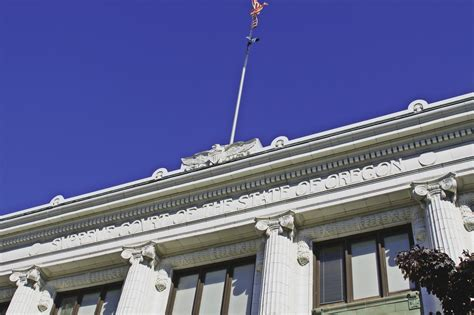 oregon supreme court frequently asked questions