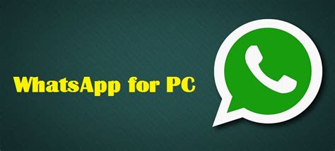 whatsapp for pc install whatsapp for pc windows 10 8 1 8 7 laptop and mac