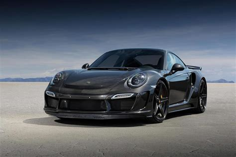 porsche 911 stinger official topcar porsche 911 stinger gtr carbon edition