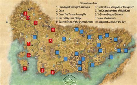 biography lore book locations eso stormhaven lorebooks guide dulfy