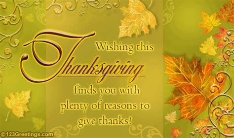 Thanksgiving Joy  Free Friends eCards, Greeting Cards