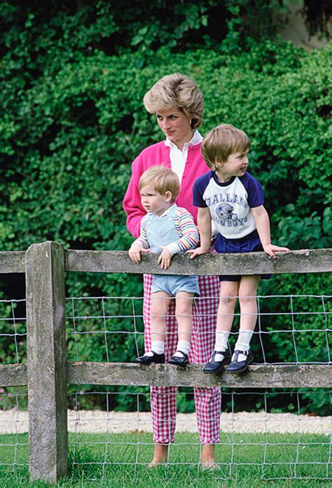 princess diana s children princess diana s brother on raising royal children like william and harry photo 1
