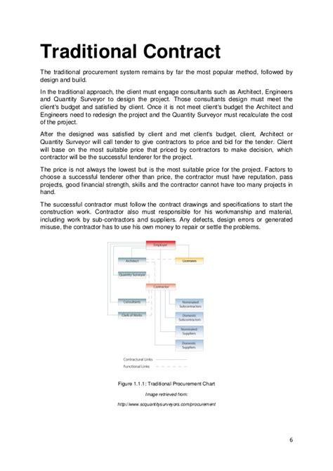 design and build procurement route professional practice 1