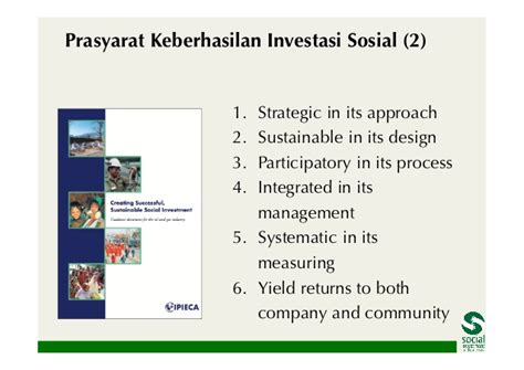 mekanisme layout perusahaan social investment indonesia social investment concept