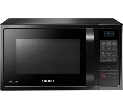 buy samsung mc28h5013ak eu combination microwave black