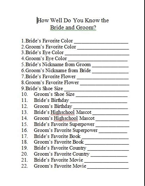 printable games for couples domestic randomness bridal shower games free printables