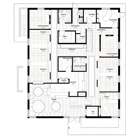 dental clinic floor plan design 21 best floor planning images on pinterest dental office design design offices and office designs