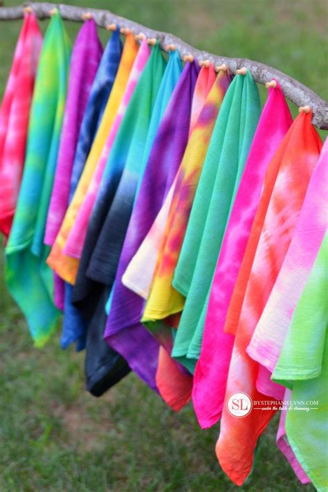 50 tie dye designs to learn how to diy