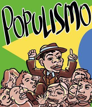 populismo cola da web