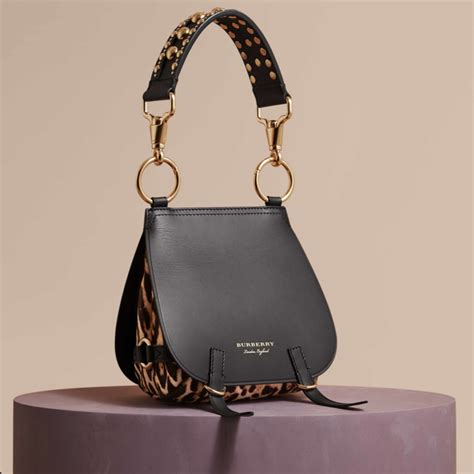 Introducing The Burberry Bag by Equestrian Style Burberry Bridle Bag Bags Burberry