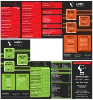 menu design jobs professional upmarket menu design job menu brief for