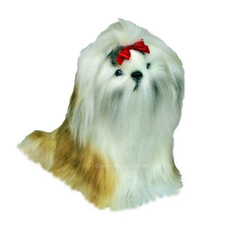 shih tzu plush shih tzu puppy soft plush 14 quot 36cm muffin by bocchetta new ebay