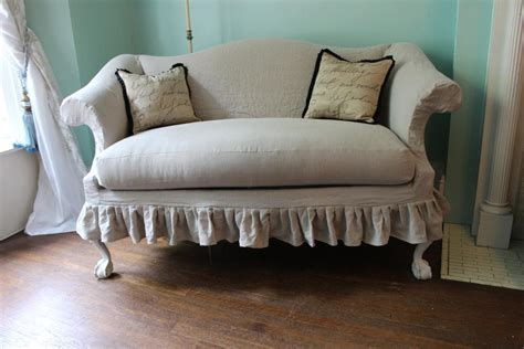 19 Best Collection Of Camelback Sofa Slipcovers Sofa Ideas Camelback Sofa Slipcover