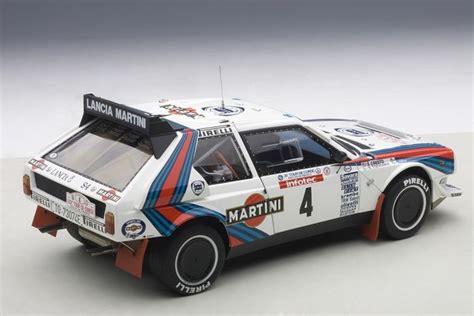 Decal Kit Autoart by Autoart Scale 1 18 Lancia Delta S4 1986 Quot Martini