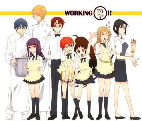 anime working working 245453 zerochan