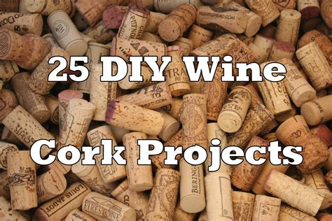wine cork craft projects 25 diy wine cork projects