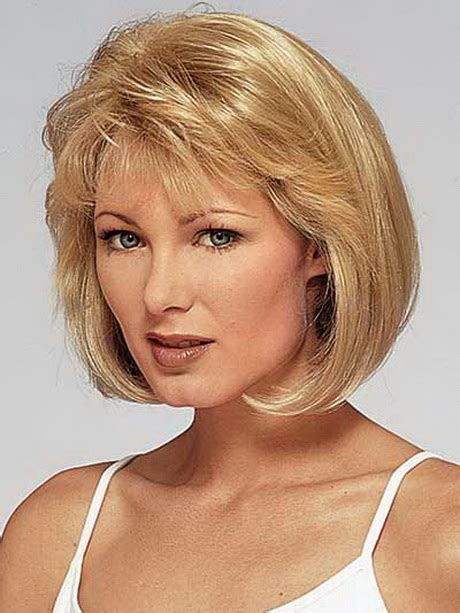 hair styles for the over 50s heavily layered into the neck layered hairstyles for women over 50