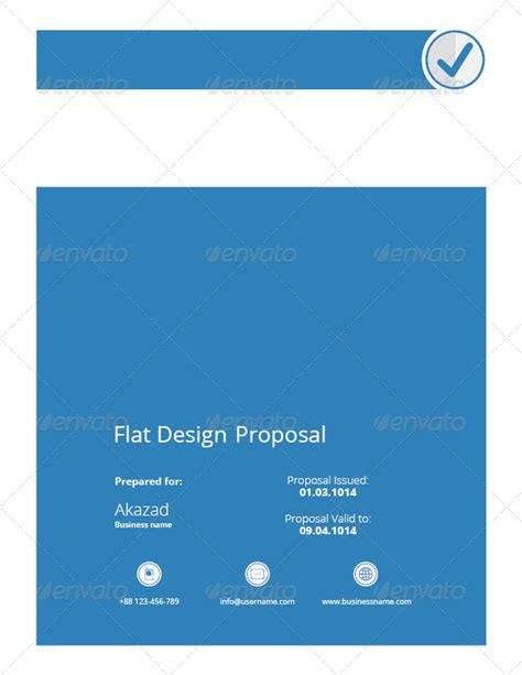 game design proposal template proposal template by azadcsstune graphicriver