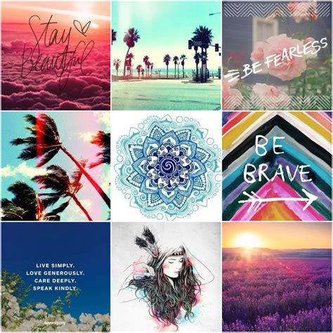 Pretty 70 Inspiring Wallpapers That - brave inspirational collage believe wallpaper