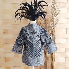 Baju Atasan Blouse Tunik Stripe Embriodery L Import Original pin by vuong trinh on shop kebaya batik dress and batik fashion
