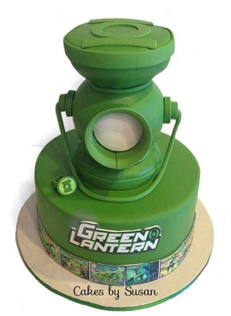 25 best ideas about green lantern cake on green lantern justice league