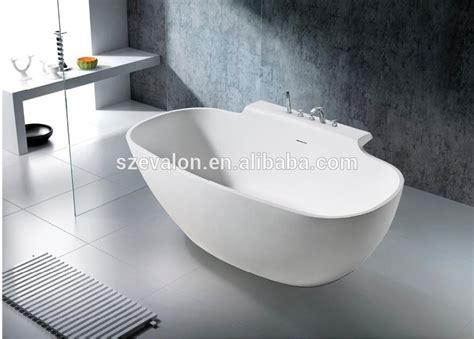 Freestand Bathtub by Oval Bathtub Free Standing Sitting Bath Tub Acrylic