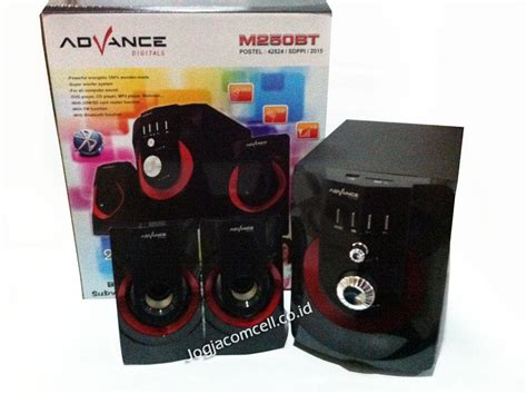 Speaker Advance M 250 Bt Support Bluetooth jual speaker aktif advance m 250bt bluetooth jogjacomcell co id