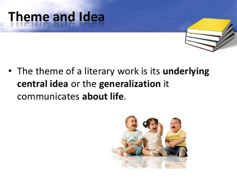 7 themes of literature finding themes in literature ppt