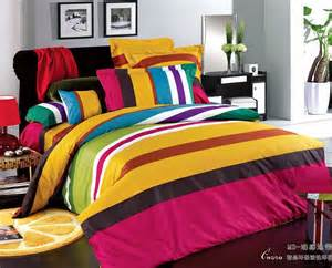 bright colored comforter sets pictures to pin on