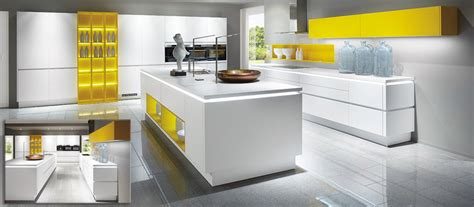 German Kitchen Cabinets by German Kitchens