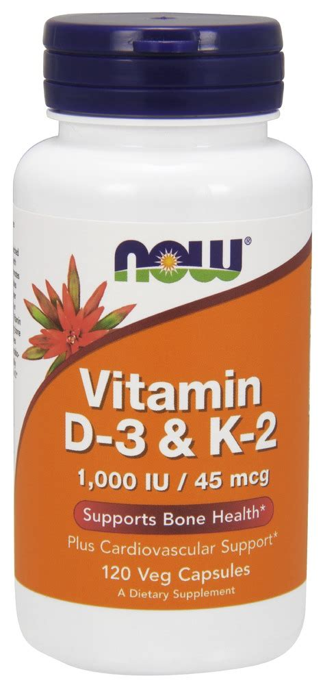 supplement k2 vitamin d3 k2