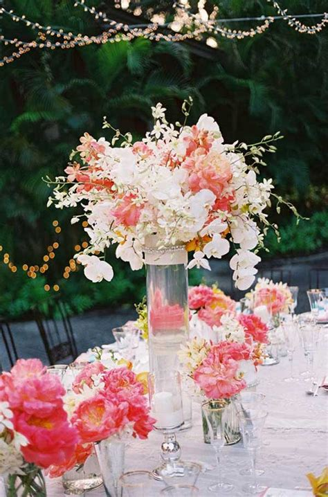 diy summer wedding centerpiece ideas 19 lovely summer wedding centerpiece ideas will amaze your
