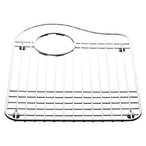 kohler hartland sink rack kohler hartland bottom basin rack discontinued k 6016l 0
