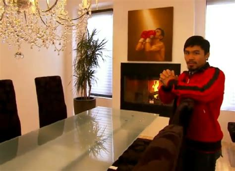 Crib Mtv by Manny Pacquiao S Home At Mtv Cribs Enjoy The Tour