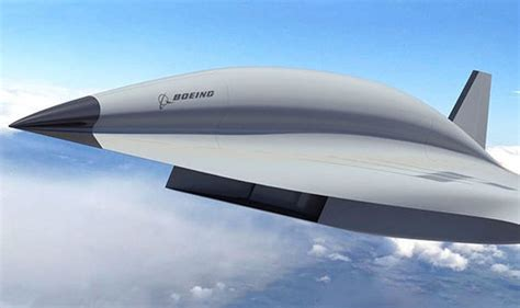 Florida Style Home Plans by Boeing Son Of Blackbird Plane To Travel At Five Times