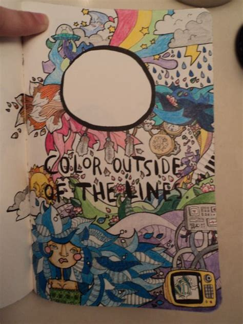 sketchbook every artist was an size color your own cover books 25 best ideas about wreck it journal on wreck