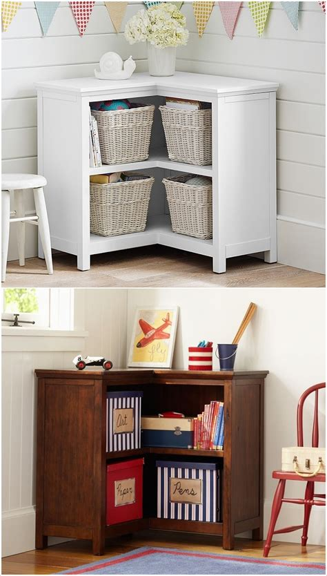 Ideas For Storage For Small Bedrooms - 20 clever kids playroom organization hacks and ideas architecture amp design