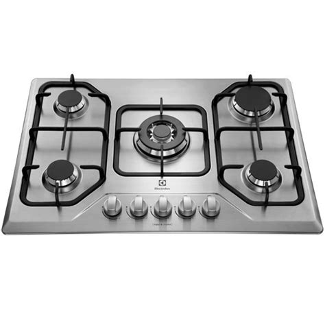 Cooktop Electrolux Cooktop Electrolux 5 Bocas A G 225 S Tripla Chama Colombo
