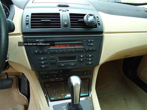 2005 Bmw X3 Interior by 2005 Bmw X3 Interior Bmw X3 3 0i Pictures Johnywheels