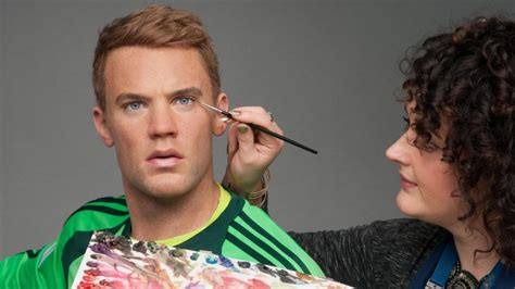 Web Design Jobs From Home by Madame Tussauds Zeigt Manuel Neuer Als Wachsfigur In