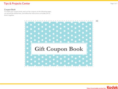 voucher booklet template voucher booklet template blank coupon template