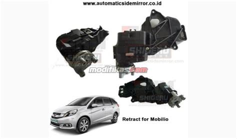 Spion Retract Honda spion lipat otomatis retract modul honda mobilio