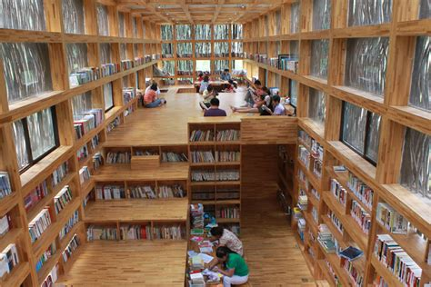 Group Home Floor Plans by Liyuan Library In Beijing 5 Chinadaily Com Cn