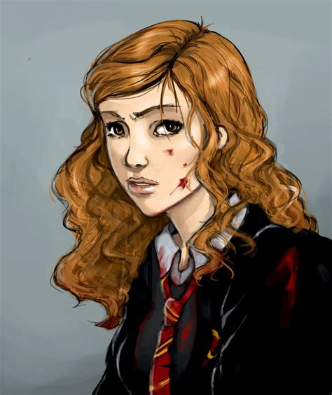 hermione granger where the rages