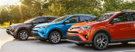 The Toyota Rav4 What Are The Color Options For The 2016 Toyota Rav4