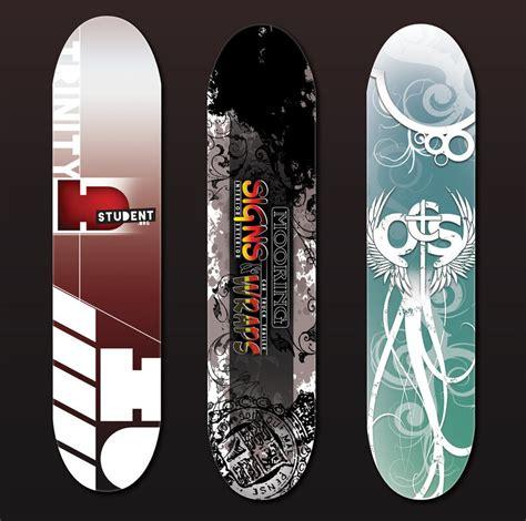 skateboard designs by 3 elements of grey on deviantart