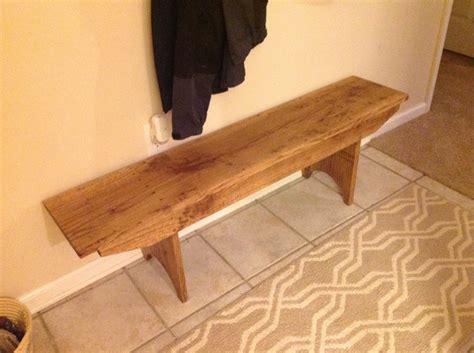 shaker bench plans short white water shaker bench by matt lumberjocks com